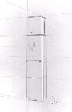 アクアファブの設計はプロダクトデザイナー「山崎晴太郎」氏1