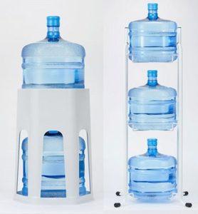 災害時の備蓄水として