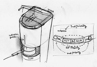 デュオの設計・デザイン