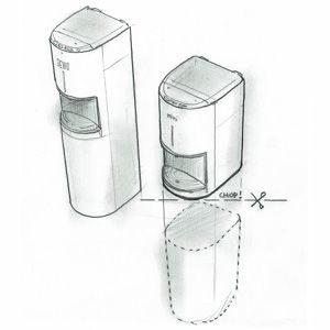 デュオミニの設計デザインは引き続き「安積伸」氏