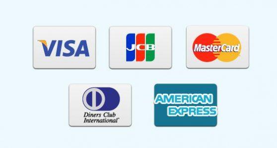 フレシャスで利用できるクレジットカード