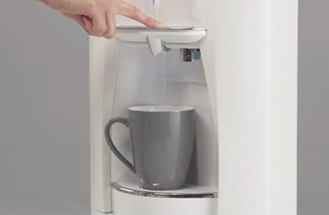 約90℃の熱湯が使用可能に