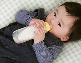 RO水は赤ちゃんのミルク用としても理想的